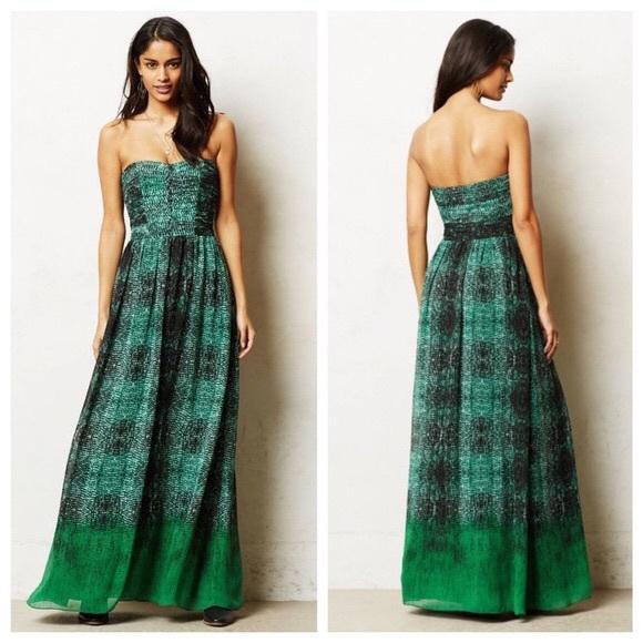 0f9c1a1df77e Moulinette Soeurs Dresses | Anthropologie Vernalis Snakeprint Maxi ...